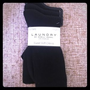 Super Soft Crew Socks